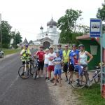 Ees ootamas 230 km. rattasadulas 1.juuli 2011