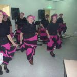 Halliste eakate tantsurühm